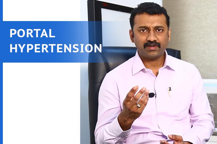 treatment for portal hypertension